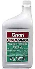 Onamax 15w-40 Oil Qt