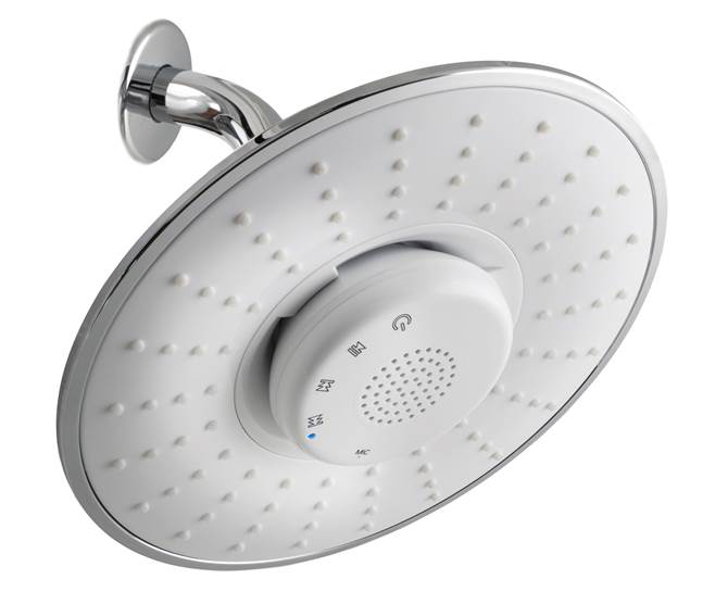 Bluetooth Stat Music Shower Hand Held 10 0016 By Ppl