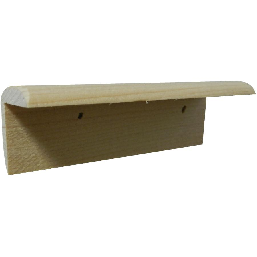 Goodfellow 3 4 X3 4 X8 Spruce Outside Corner Moulding Home Hardware