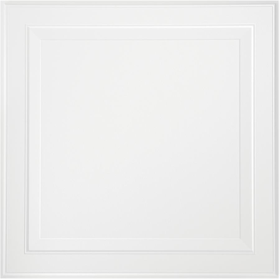 Armstrong 2 X2 Single Raised Mineral Fibre Ceiling Panel