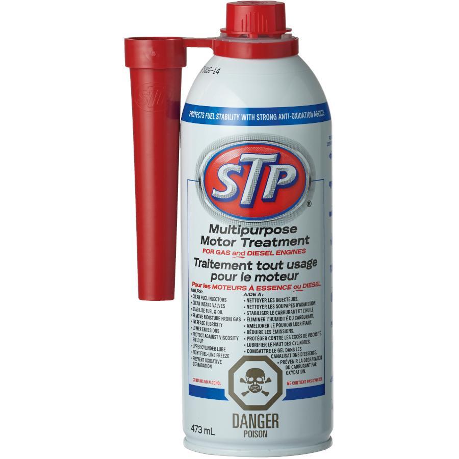 STP 473mL Multi Purpose Fuel/Motor Treatment