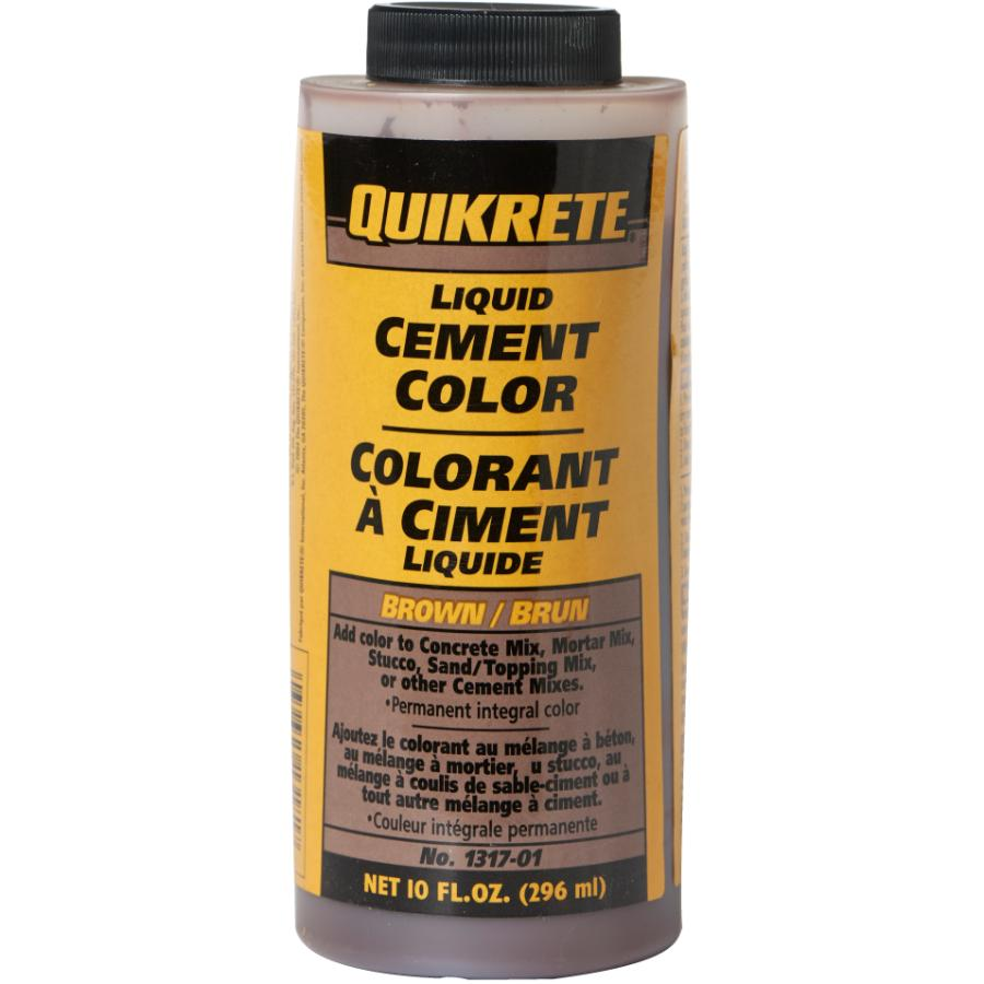 Quikrete 296mL Brown Liquid Cement Colouring | Home Hardware