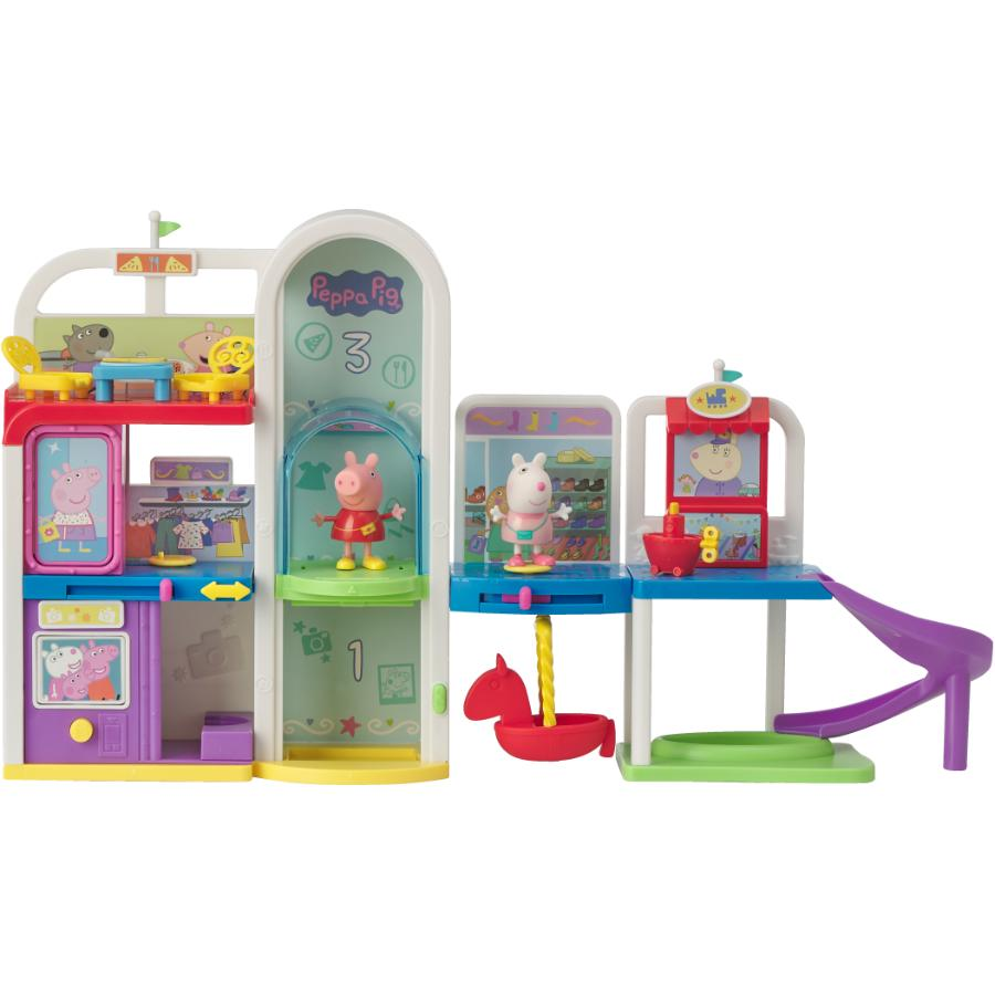 Peppa Pig Little Places Playset Grocery Store Jazwares Import 96581
