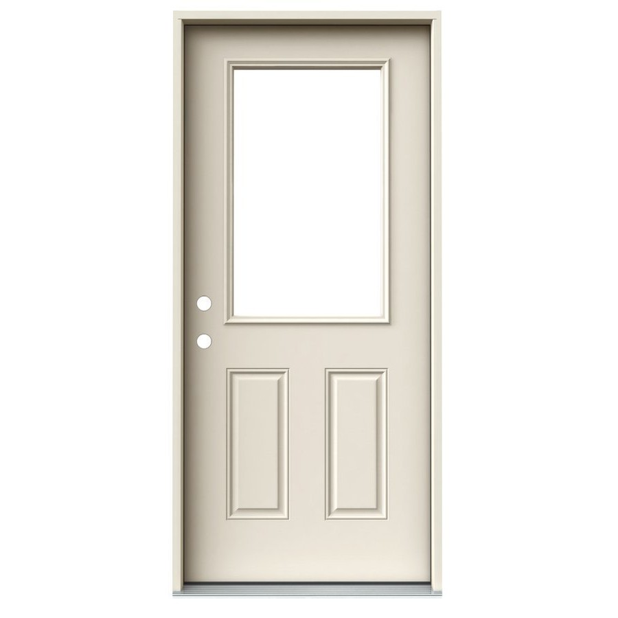 34 X 80 Right Hand Cut Out Steel Door With 4 916 Jamb Home