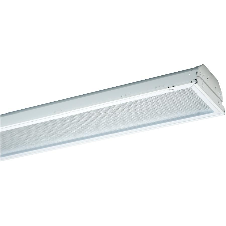 Lithonia 32w t8 2 x 48 t bar fluorescent light fixture