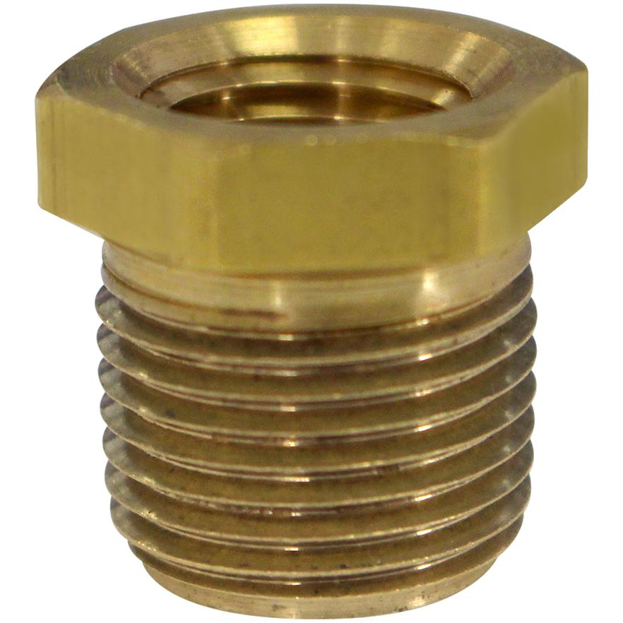 "Male Insert Brass Hose Fitting DIXON BN54 5//8 inch Hose Barb X 1//2/"" M-NPT"