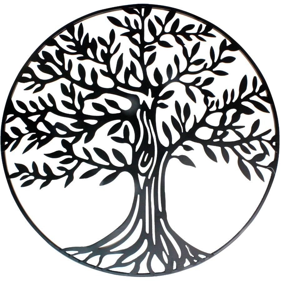 Koppers Home 27 Tree Of Life Circle Wall Hanging Home Hardware