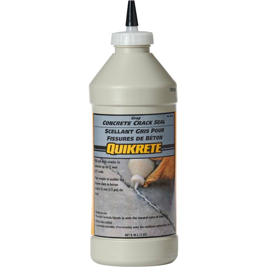 Quikrete 946mL Grey Concrete Crack Seal | Home Hardware