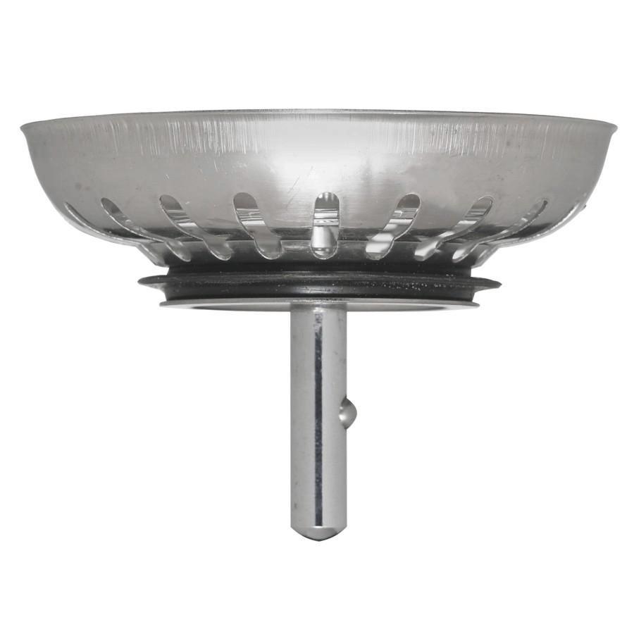 Stainless Steel Basket Sink Strainer For Kindred Sinks Home Hardware