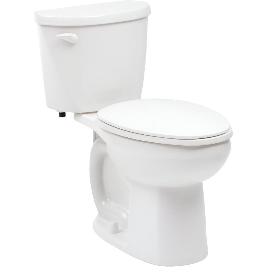 Awe Inspiring American Standard Evolution2 6L White Toilet Home Hardware Unemploymentrelief Wooden Chair Designs For Living Room Unemploymentrelieforg