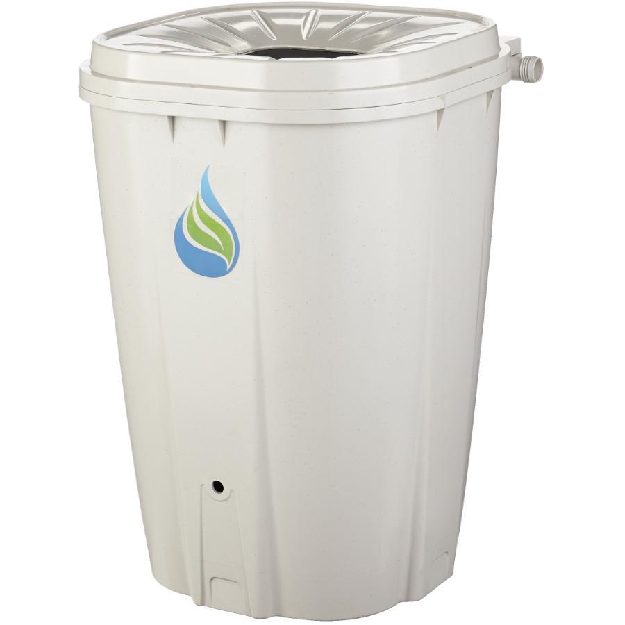 Rain Barrel Green Enviro World Corporation EWC-15 55 Gal