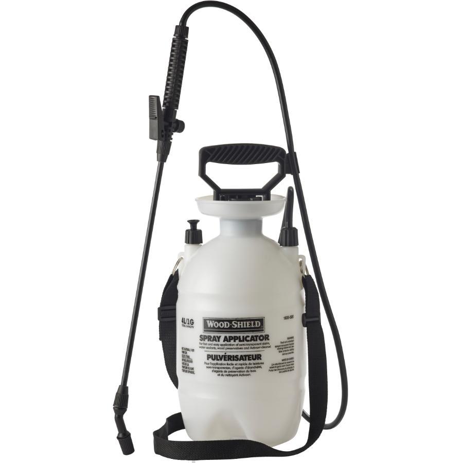 Wood Shield 1 Gallon Plastic Sprayer Tank | Home Hardware