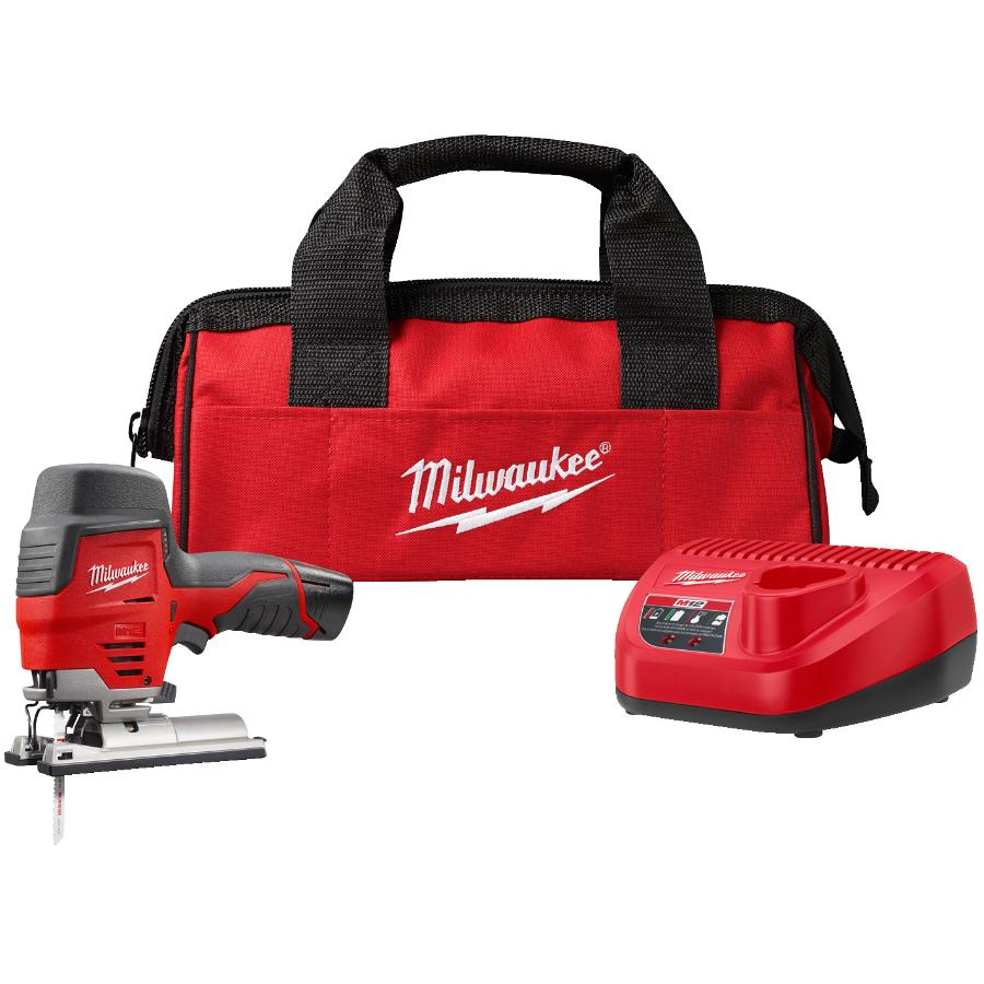 Milwaukee 12 Volt Li Ion Cordless Jig Saw Home Hardware