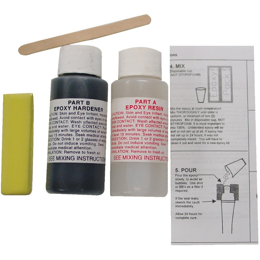 V&B Epoxy Adhesive Repair Pack, for Fiberglass | Home Hardware