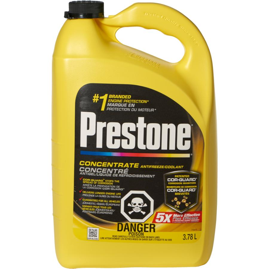 Prestone 3 78L Any Make Radiator Coolant | Home Hardware
