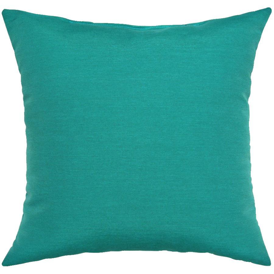 Bozanto 16 Square Teal Throw Pillow Home Hardware