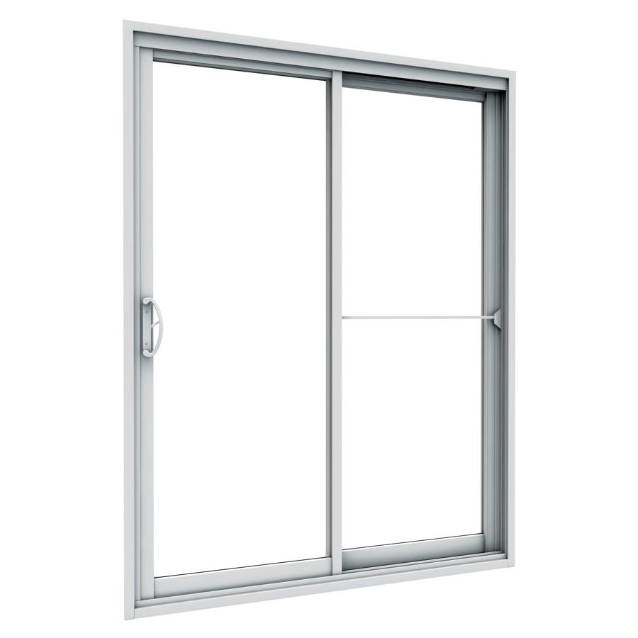 5 X 68 Oreana Of Pvc Patio Door With 7 14 Frame Home Hardware