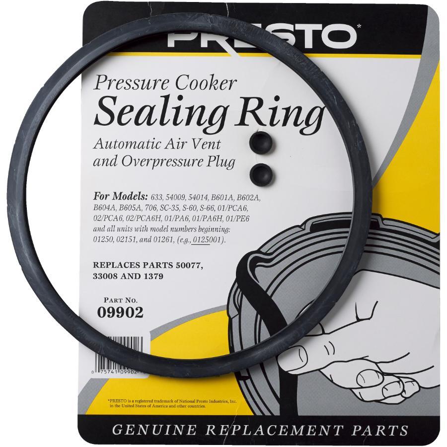 Presto Sealing Ring and Overpressure Plug | Home Hardware