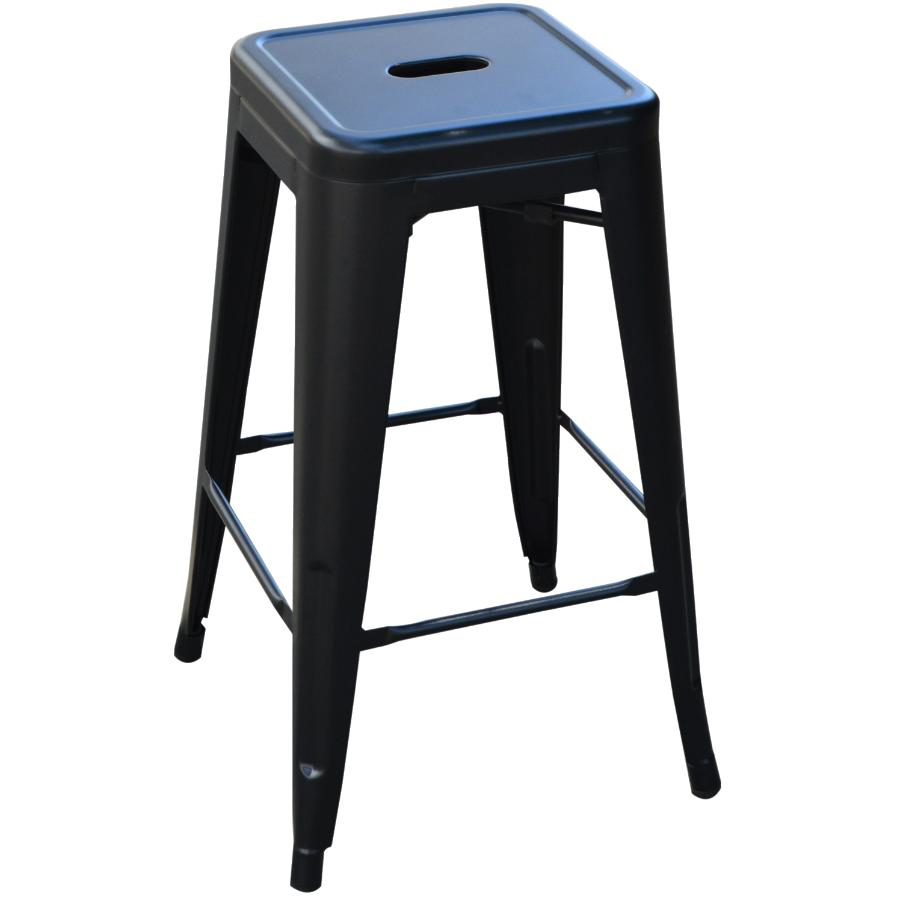 Instyle Outdoor Clarity Metal Bar Height Stool Home Hardware