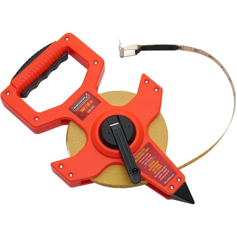Fiberglass Measuring Tape 100//30M