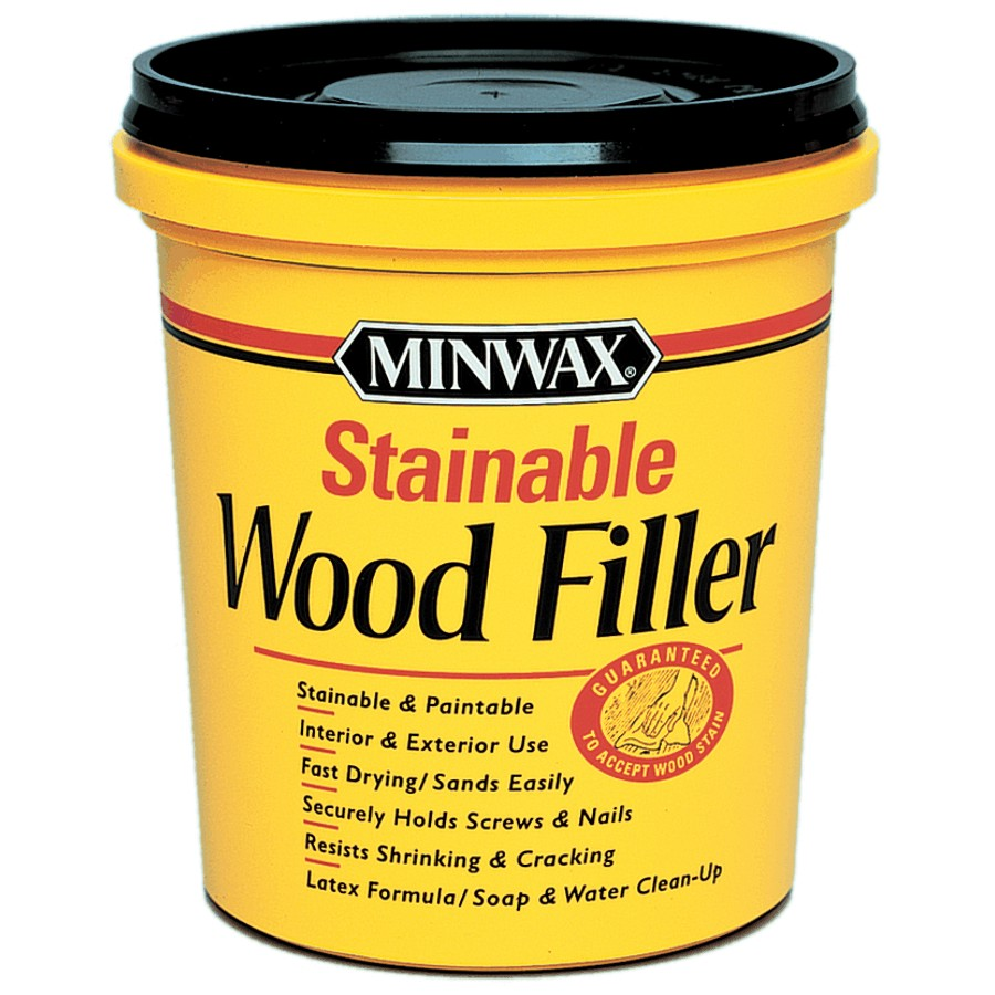 Minwax 473mL Stainable Wood Filler | Home Hardware
