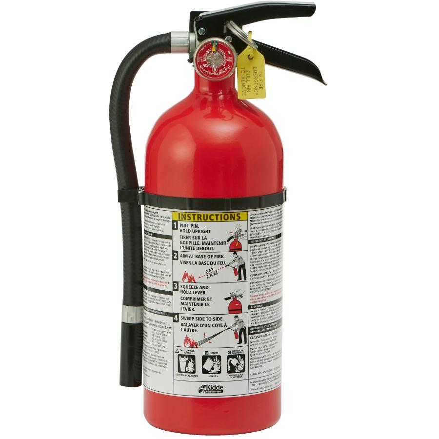 2 sizes available FIRE EXTINGUISHER Mini Metal Emergency Safety Sign 6x6 or 12x12 NEW