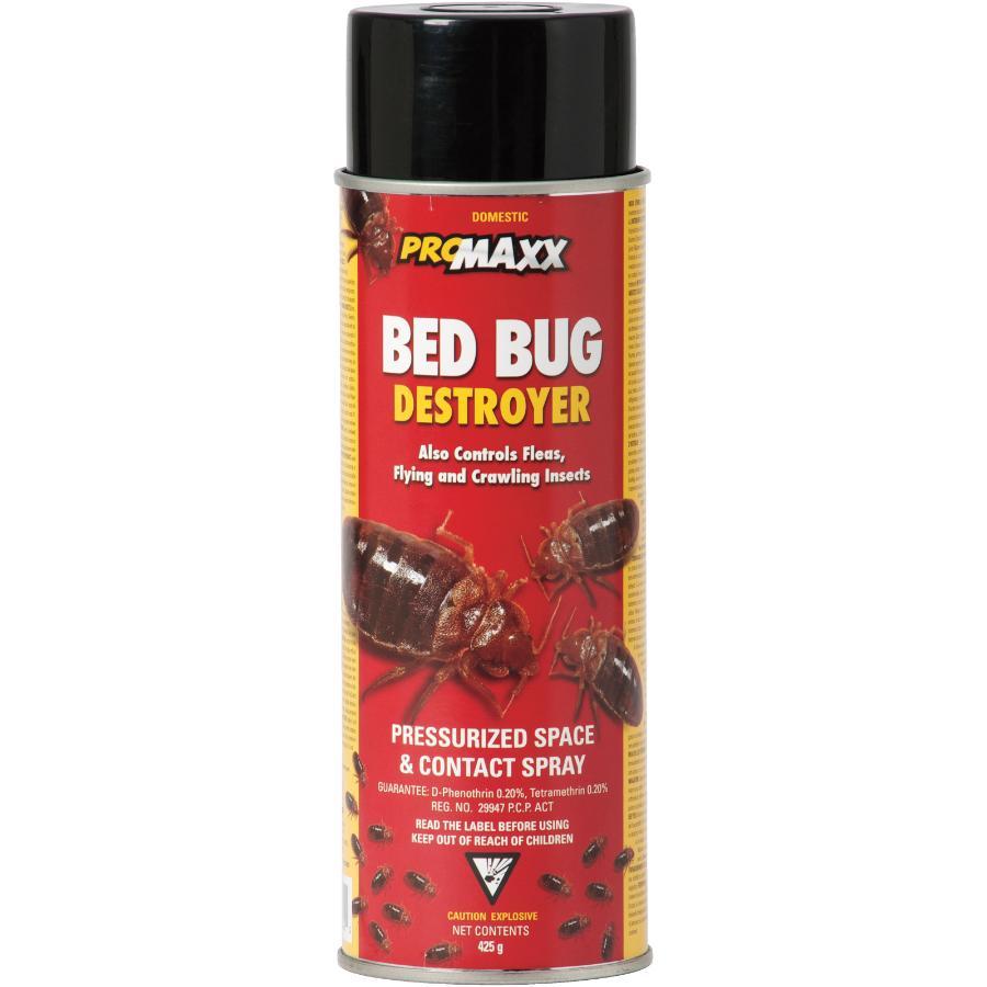 Promax 425g Bed Bug Destroyer Home Hardware