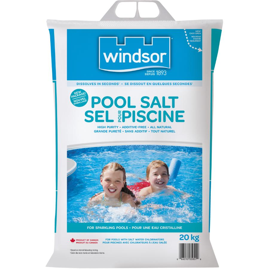 Windsor 20kg Pool Salt Home Hardware
