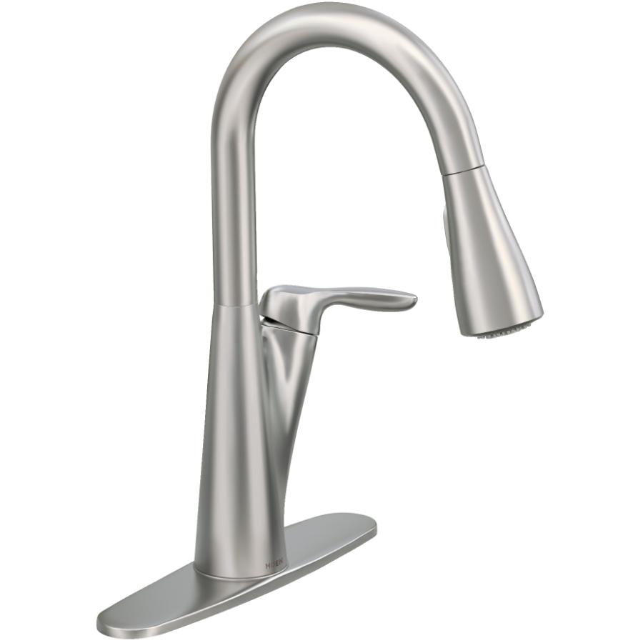 Harlon Stainless Steel Pulldown Kitchen Faucet Home Hardware