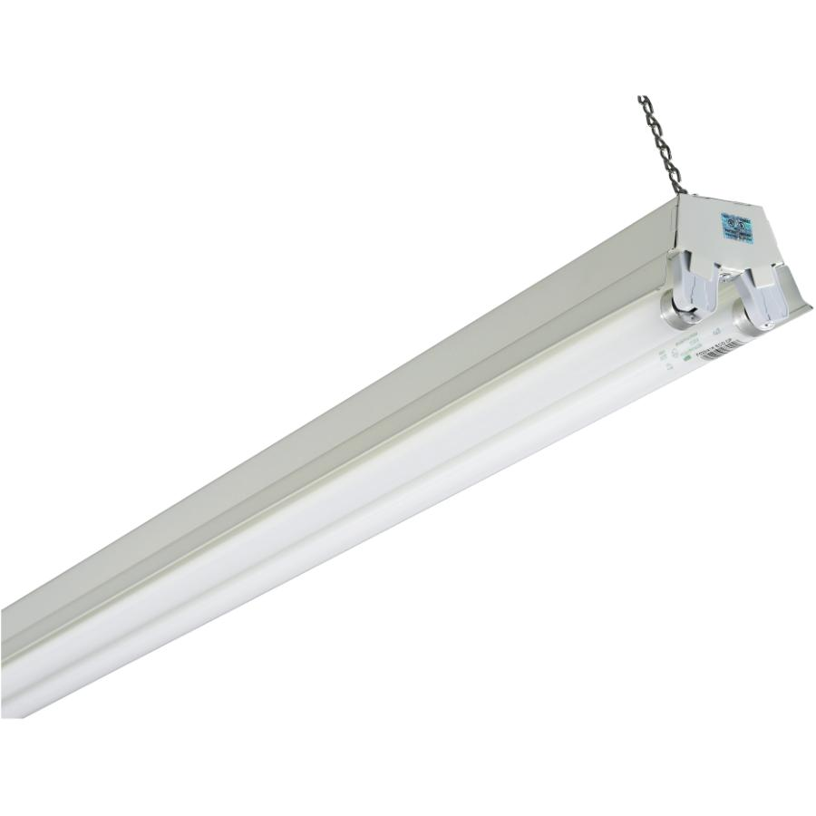Lithonia 32w t8 2 x 48 fluorescent shop light fixture