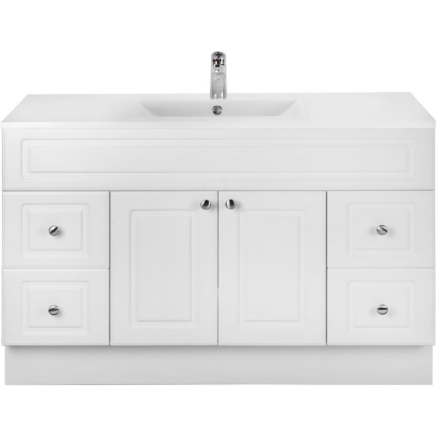 Halifax Vanity With Top 48 2 Door 4 Drawer Home Hardware