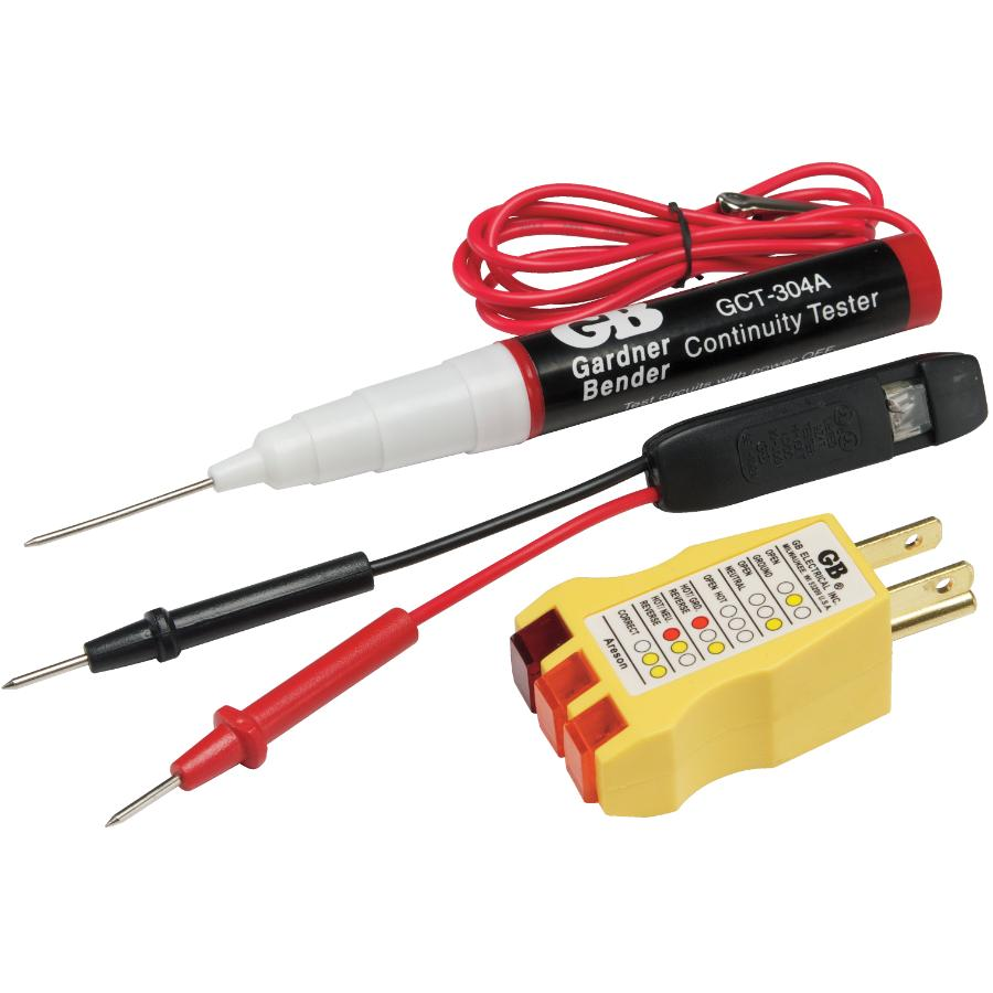 Gardner Bender Circuit And Continuity Tester Kit Home Hardware Canada Gfi3501 Ground Fault Receptacle