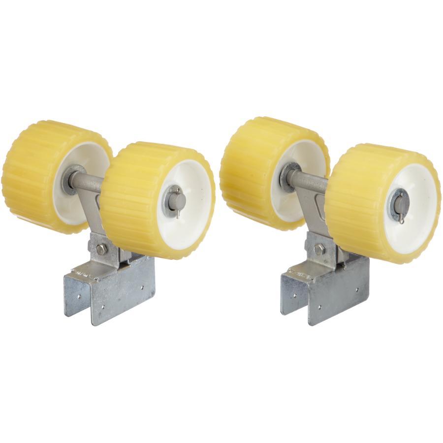 T/éflon patins en PTFE Gleiter patins de meubles protection de meubles RIKAMA 16 Patins en t/éflon /Ø 22 mm 5 mm d/épaisseur avec vis 3,5 mm x 20 mm patins de chaise