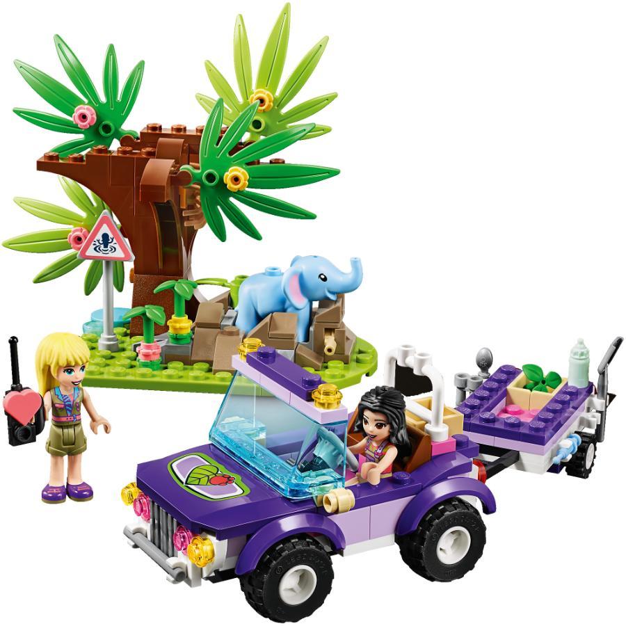 LEGO Friends Mignon SLOTH animal figurine rose corail Jungle NEUF