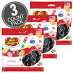 Licorice Jelly Beans - 3.5  oz Bag - 3 Pack