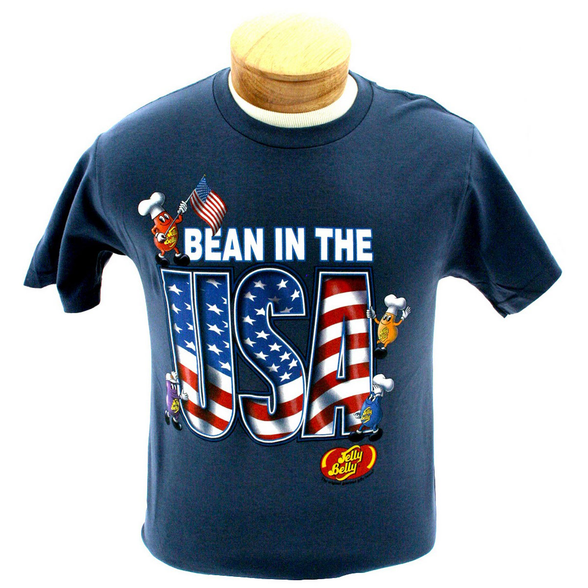 Bean in the USA T-shirt - Medium