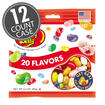 20 Assorted Jelly Bean Flavors - 3.5 oz Bag - 12 Count Case