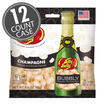 Champagne Jelly Beans - 3.5 oz Bag - 12 Count Case