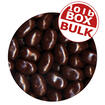 Jelly Bean Chocolate Dips<sup>&reg;</sup> - Strawberry - 10 lbs bulk