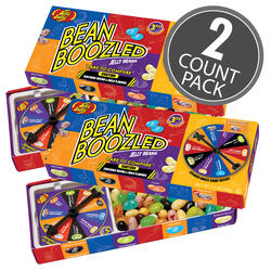 BeanBoozled Spinner Jelly Bean Gift Box (3rd edition) - 2 Pack
