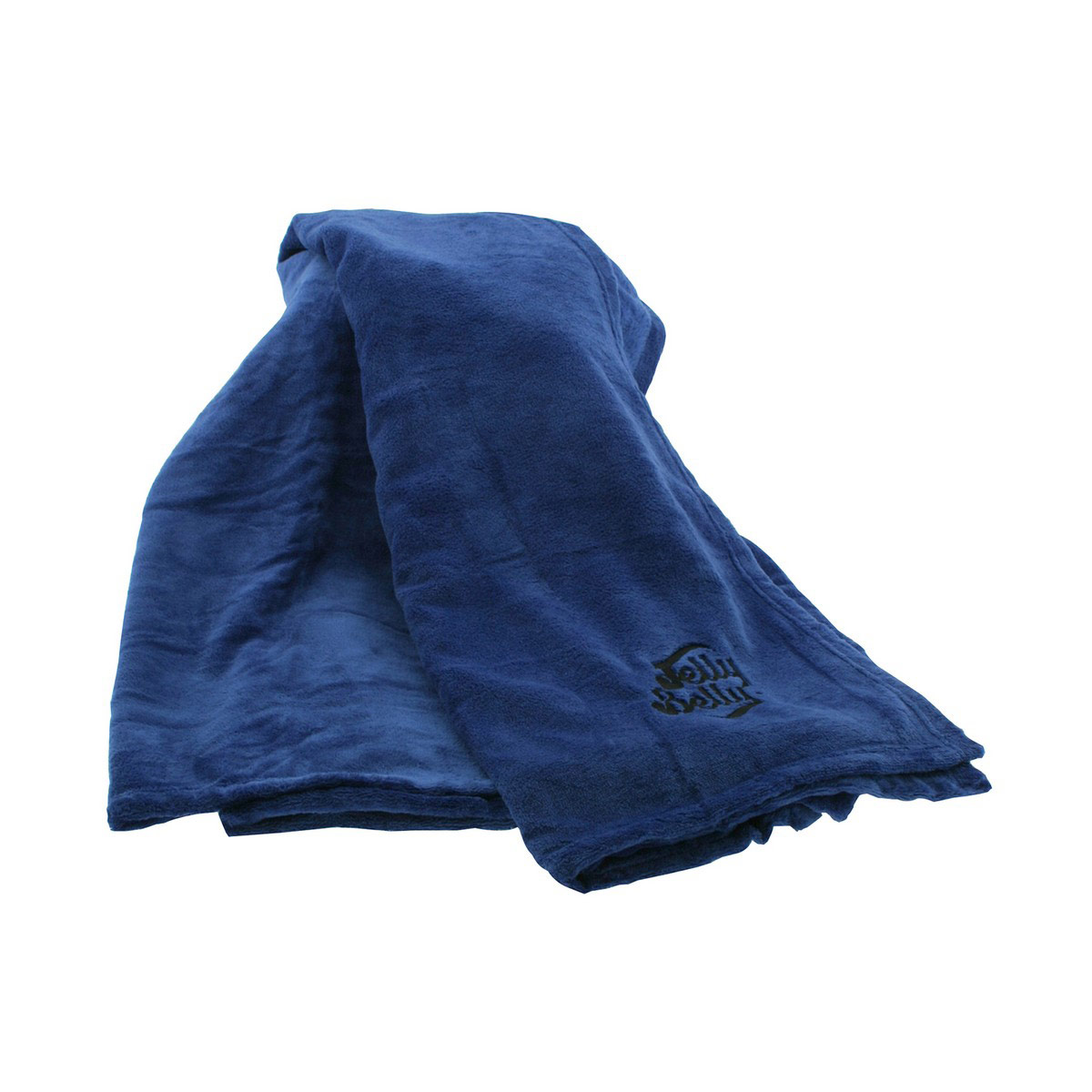 Jelly Belly Blanket Fleece - Blue