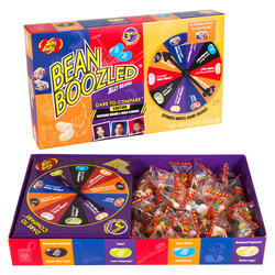 BeanBoozled Jumbo Spinner Jelly Bean Gift Box (3rd edition) - 12.6 oz Box
