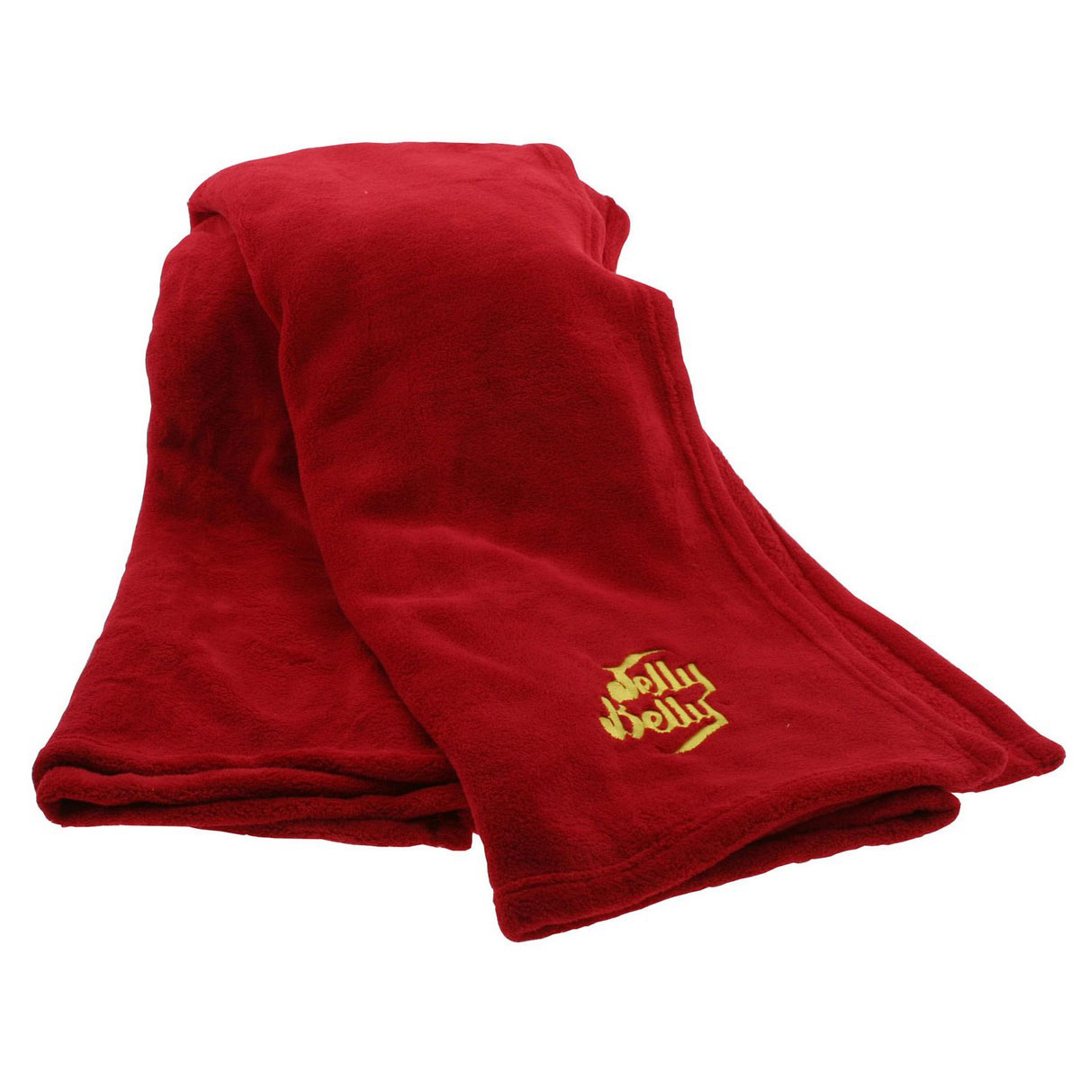 Jelly Belly Blanket Fleece - Red