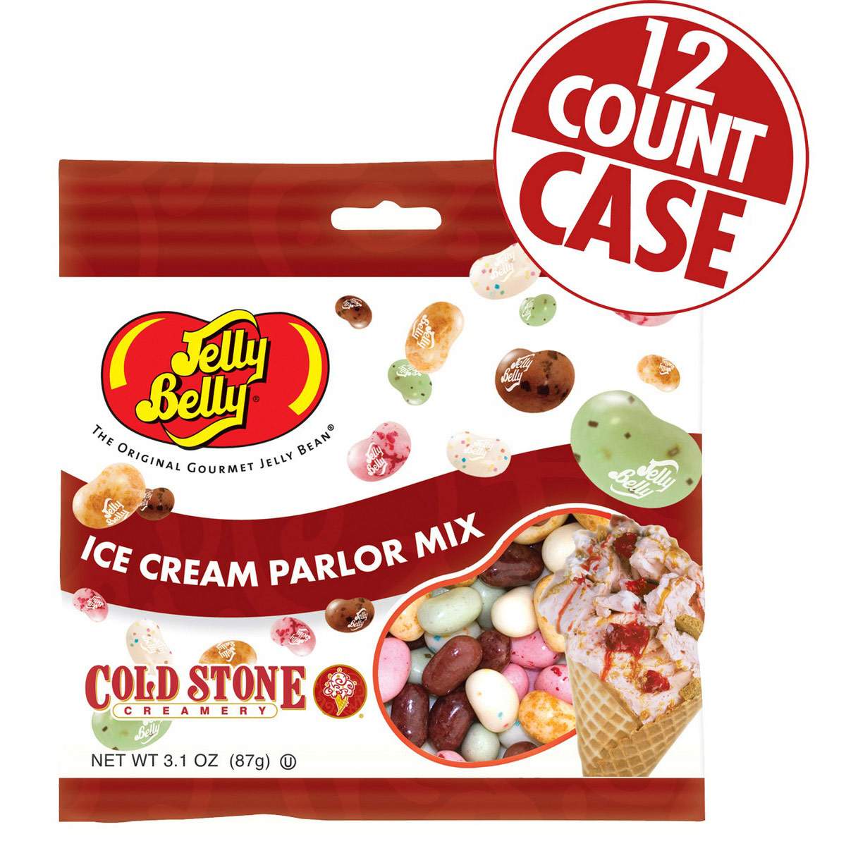 Cold Stone® Ice Cream Parlor Mix - 2.3 lb Case