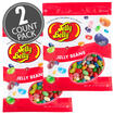 Kids Mix Jelly Beans - 16 oz Re-Sealable Bag - 2 Pack