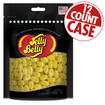 Lemon Jelly Beans Party Bag - 7.5 oz Bag - 12 Count Case