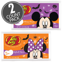 Disney© Mickey Mouse and Minnie Mouse Halloween 1 oz Bag - 2 Pack