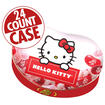 Hello Kitty® Favorite Flavors Jelly Beans - 2 oz Tin - 24-Count Case