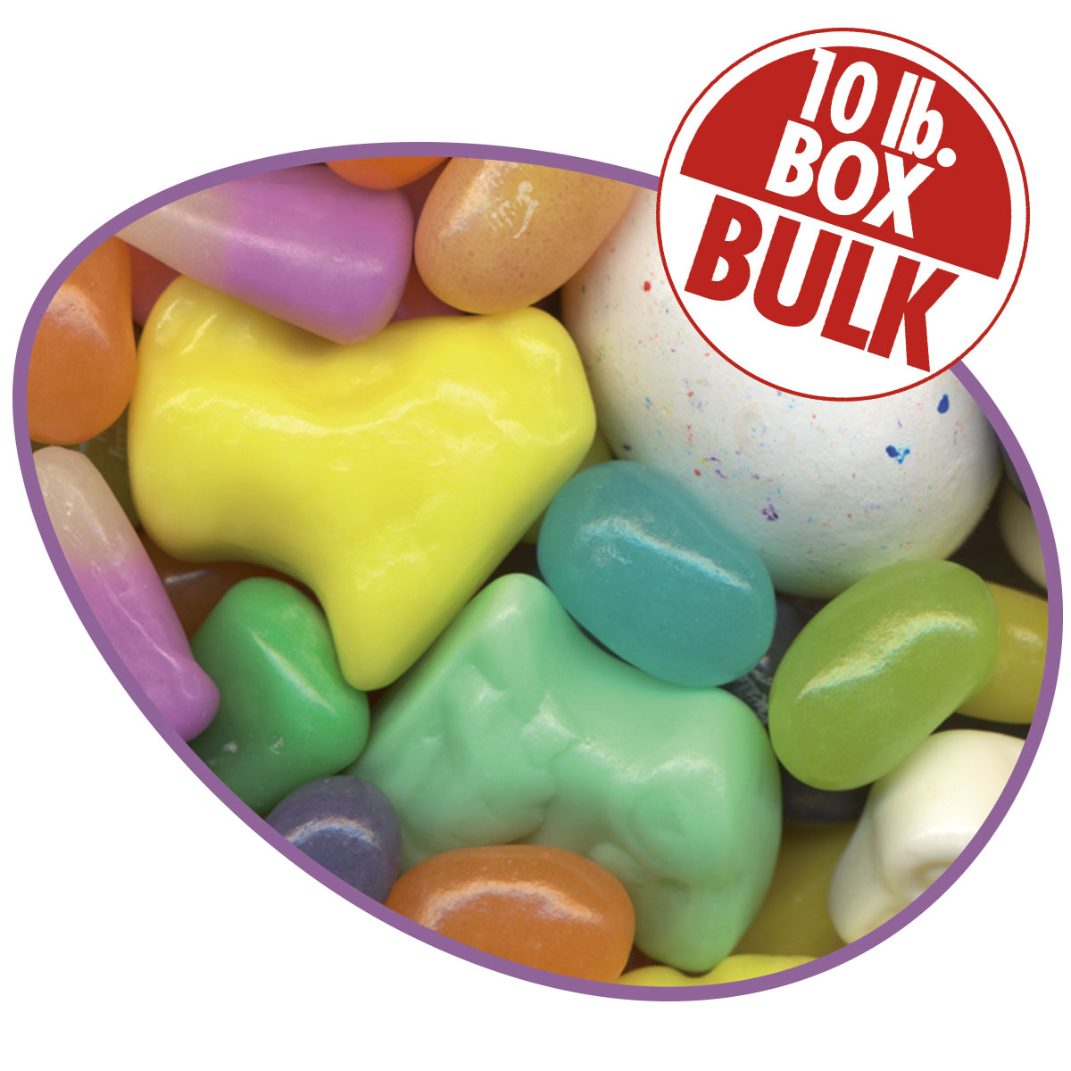 Deluxe Easter Mix -10 lbs bulk