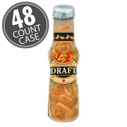 Draft Beer Jelly Beans 1.5 oz Bottle - 48 Count Case